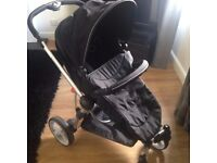 Petite Star Klassic pushchair pram stroller