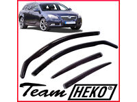 HEKO Wind Deflectors for Vauxhall Insignia 2009 - 2017 Sports Tourer Estate 5 d