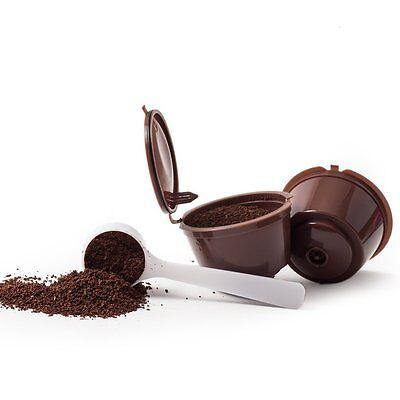 CAPSULE RICARICABILI RIUTILIZZABILI PER MACCHINE IL CAFFÈ DOLCE GUSTO