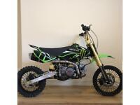 Outlaw pit bike 125
