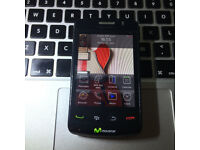 Very Good Unlocked BlackBerry Storm2 9520 Touch Screen Mobile SmartPhone in Black + USB & Charger