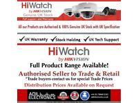 Hikvison HiWatch @ Distribution & Trade Prices