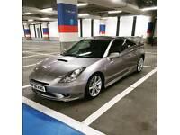 Toyota Celica GT, FSH, low mileage