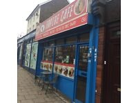 A3 LICENSED SHOP LEASEHOLD CAFE/COFFEE SHOP WITH 2 ROOMS, KITCHEN, SHOWER AND TOILET FOR SALE!!