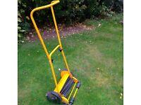 Scarifier for a great lawn