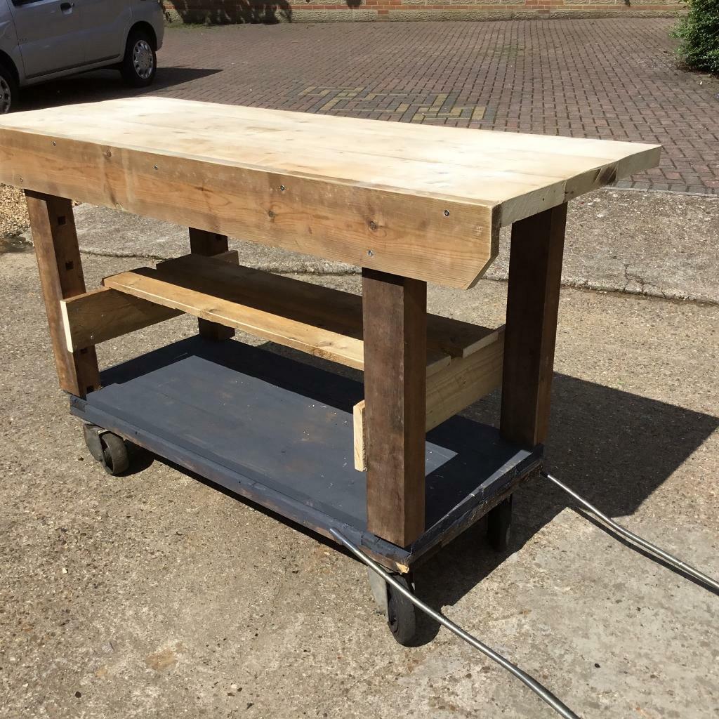 Astounding Work Bench In Norwich Norfolk Gumtree Machost Co Dining Chair Design Ideas Machostcouk