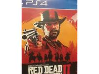 Fifa 19+Red dead redemption 2