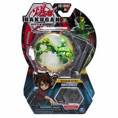 Bakugan Ultra, Ventus Mantonoid, Collectible Transforming Action Figure, Wave 1