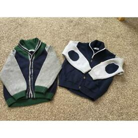 Cardigans - size : 36 months old