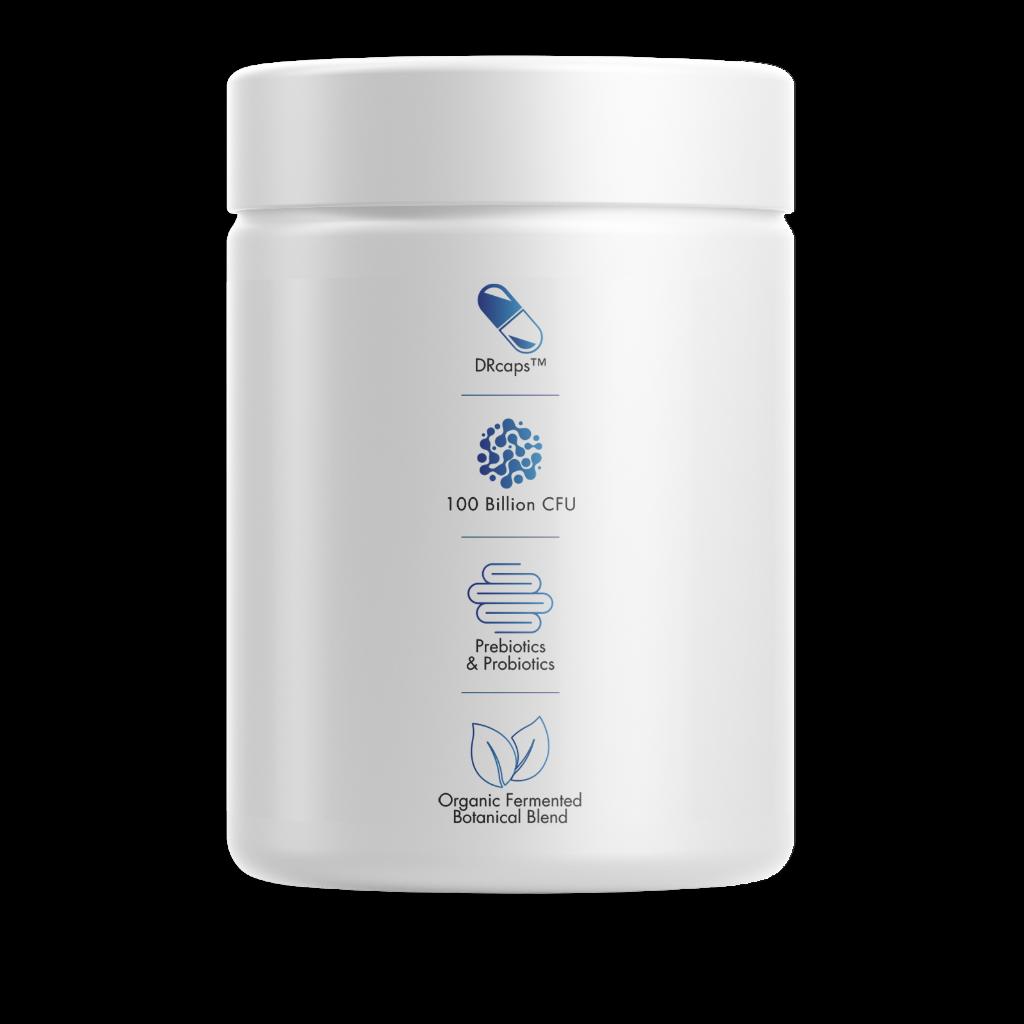 Codeage SBO Probiotics, 100 Billion CFUs Per Serving, Multi Strain Soil Based 1