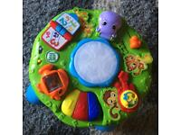 Leapfrog activity table. Infant toy