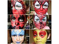 Childrens facepainting