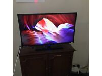 "32"" Technika 32F21B-FHD Full HD 1080p LED TV with freeview HDMI USB Port Mint condition"