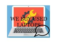 LAPTOP WANTED