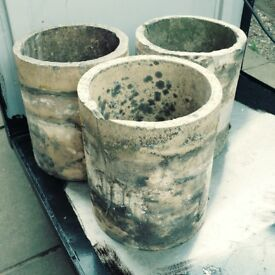 65 year old chimdy pots