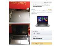 Compaq 15 Notebook Laptop