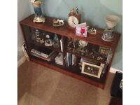 Wooden Glass Display Cabinet