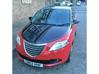 Chrysler Ypsilon 1.2 ( 69bhp ) ( s/s ) Black&Red 2012