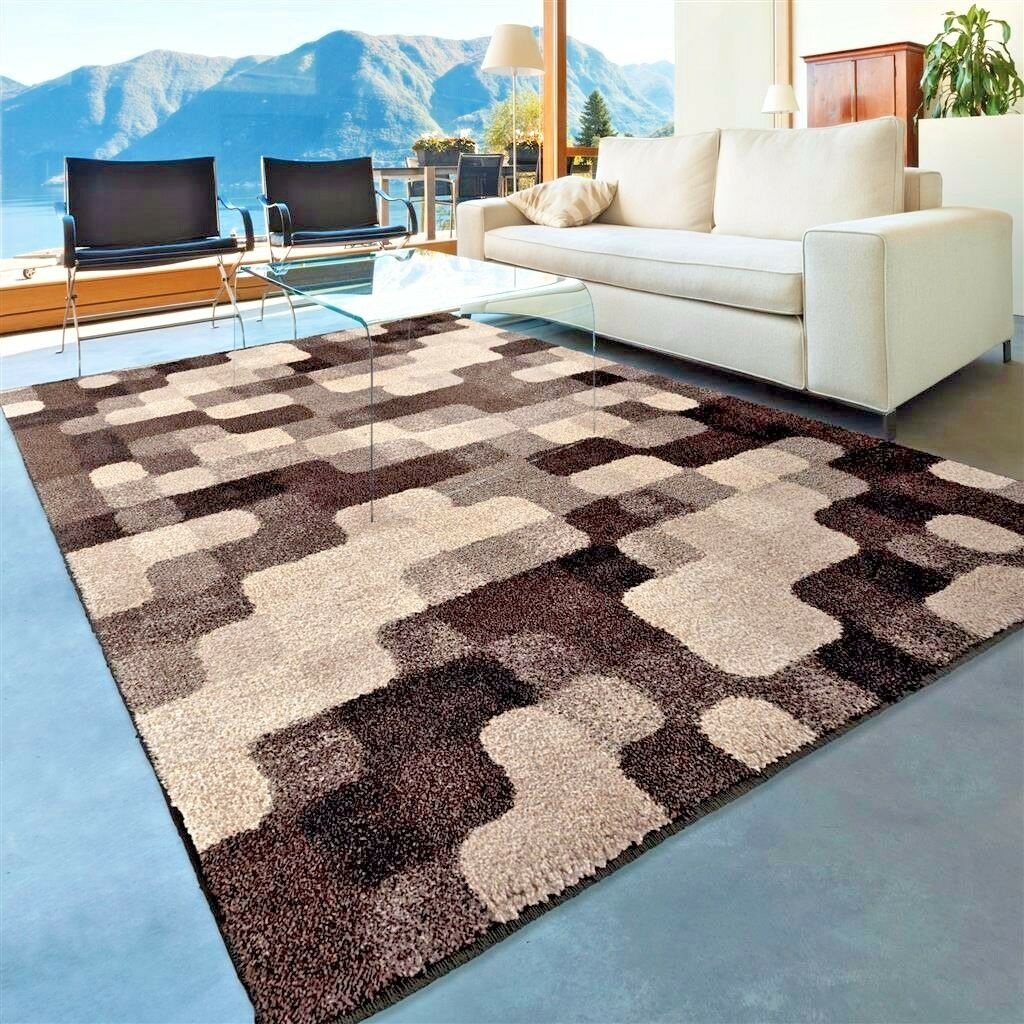 Details About Rugs Area Rugs 8x10 Carpets Area Rug Floor Gray Modern Large Living Room Rugs