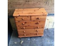 Chest of draws good condition