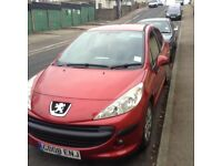 Peugeot 207 1.4hdi 2008 For Sale