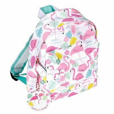 dotcomgiftshop FLAMINGO BAY MINI BACKPACK