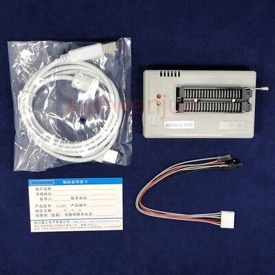 Xgecu Tl866ii Plus Programmer For 15000ic Spi Flash Nand Eeprom Mcu Pic Avr