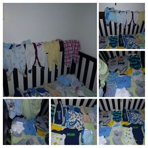 Baby boy lot 40 pieces vgu. All different brands ,