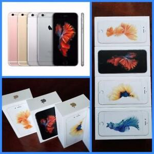 Brand New Apple iPhone 6S 32GB, Factory Unlocked, Space Grey/Rose/Gold/Silver, Full 1 Year Apple Warranty! Only $475****