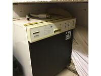 Miele G595 SC Dishwasher