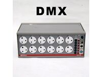 zero 88 stage lighting dmx dimmer packs