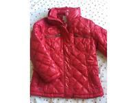 Winter jacket age 7-8