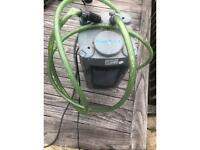 Aqua pro 2 fish filter