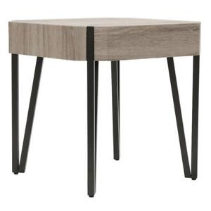 Reclaimed End Table Sale-WO 7552 (BD-2587)