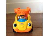 Early Learning Centre and Fisher Price - Children's Play Vehicle Bundle