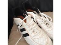 Adidas rubber stud footy boots
