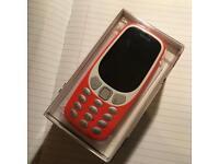 Nokia 3319 3G Red