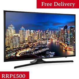 """Samsung 43"""" Smart 4k UltraHD RRP£500 warranty"""