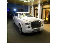 Rolls Royce Hire / Hummer Limousine Hire / Wedding Car Hire Luton
