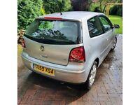 VW, POLO, Hatchback, 2009, Manual, 1.4l, 3 doors, Petrol