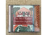 No.1 Ladies Detective Agency (CD Audio Book)