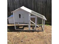 Free chicken coop