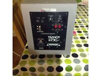 Tanoy powered subwoofer 5.1