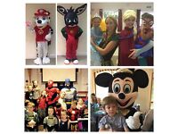 Party Entertainers , Mascots, Bouncy Castles, Paw Patrol, , Moana, Elsa, Spiderman and many more