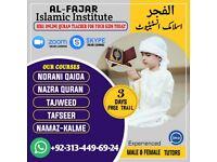 Read Quran fully Tajweed