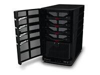 Windows Home Server X510 DataVault 2.5 Quad/4GB/1.5TB WIFI Plug n Play.. £299