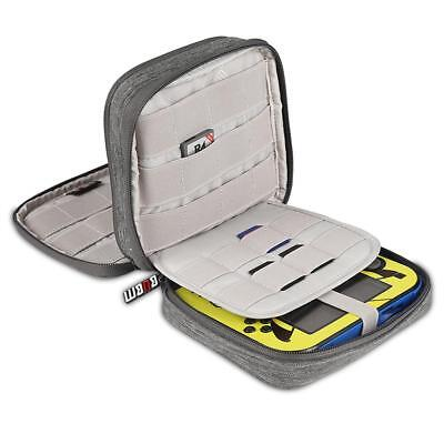 Travel Organizer Storage Case Bag for Nintendo Handheld 2DS Game Accessories