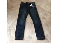 Boys slim fit jeans.