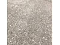 Grey carpet used briefly in luxury show home 308cm 338cm