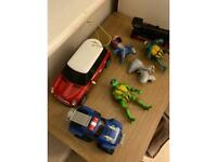 Toys and figures - offers